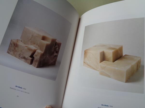 EDUARDO CHILLIDA. Aromas. Catálogo exposición, Fundación Caixa Galicia, Santiago de Compostela, 2004