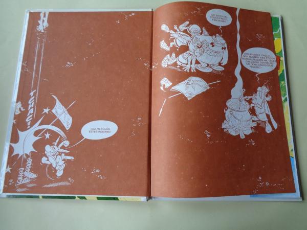 Asterix e os godos (1ª edición en galego)