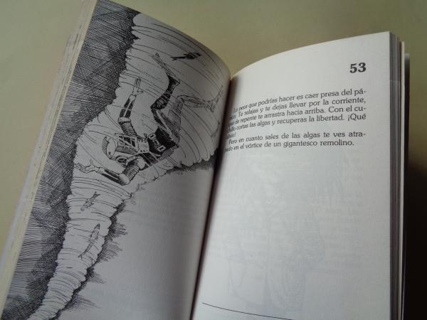 Viaje submarino. Colección Elige tu propia aventura, nº 26