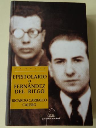 Epistolario a Fernández del Riego
