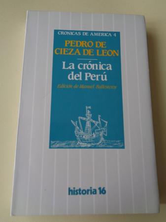 La crónica del Perú