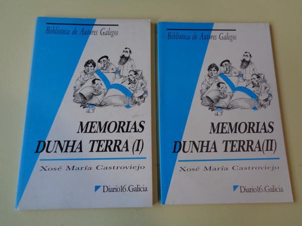 Memorias dunha terra I e II