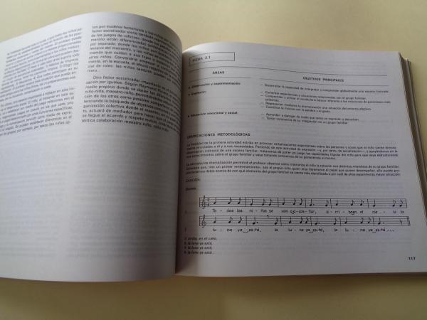 EL tren trotón. Guía didáctica. Preescolar 1 (Editorial Cincel, 1985)