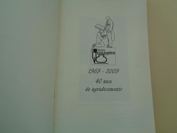 Libraría Couceiro 1969-2009. 40 anos de agradecemento