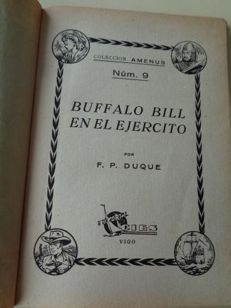Búfalo Bill en el ejército