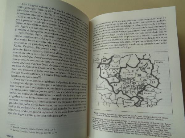 A casa de Andrade 1160-1540. Nobreza, mentalidade e ideoloxía na Galicia baixomedieval