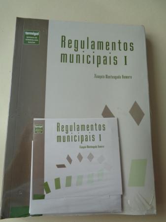Regulamentos municipais I. Libro + CD