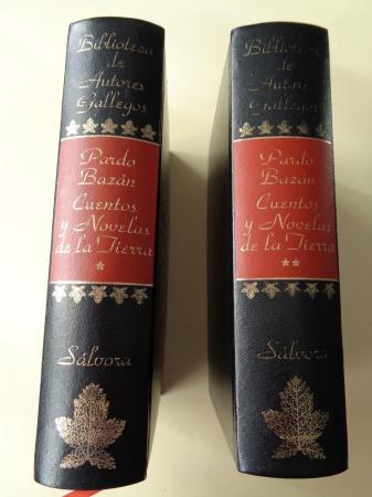 Cuentos y novelas de la tierra. Tomos I y II