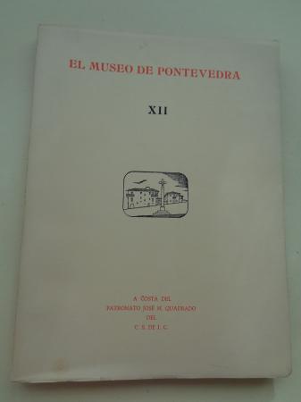 EL MUSEO DE PONTEVEDRA, XII (1958)