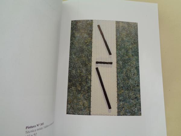 EMILIA SALGUEIRO. Terra metal, metal terra. Catálogo