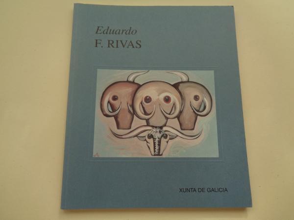 EDUARDO F. RIVAS. O touro festa relixión e mito. Catálogo Exposición