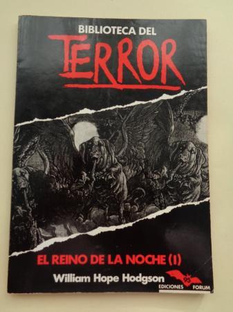 El reino de la noche (I). Biblioteca del terror, nº 95