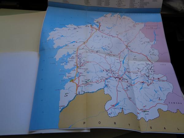 Las aguas minerales en Galicia