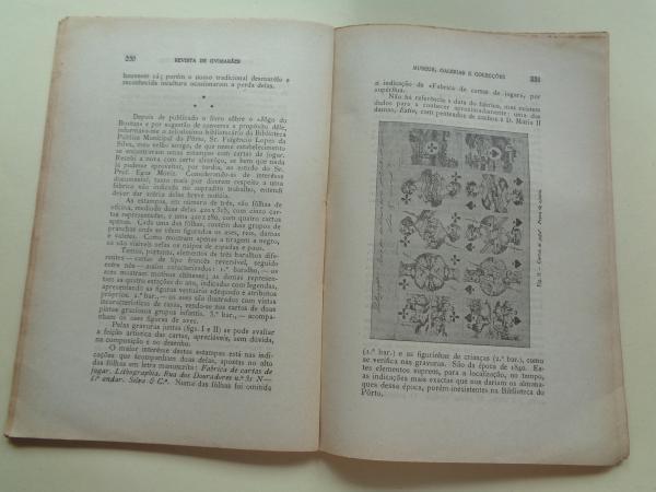 REVISTA DE GUIMARÂES. Julho - Dezembro 1942 (Vol. LII - Números 3 -4)
