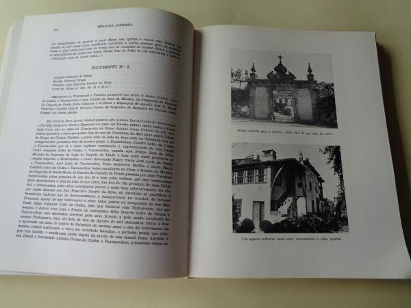 BRACARA AUGUSTA. Revista Cultural da Câmara Municipal de Braga. Julho - Dezembro 1980. (Vol. XXXIV - Nº 78 (91))