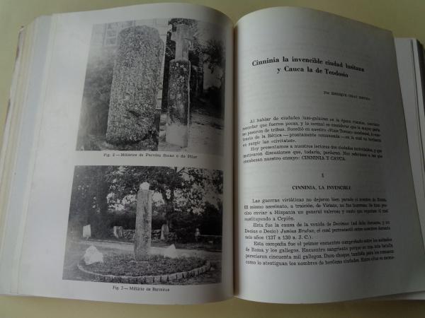 BRACARA AUGUSTA. Revista Cultural da Câmara Municipal de Braga. Janeiro- Dezembro 1981. (Vol. XXXV - Nº 79-80 (92-93))