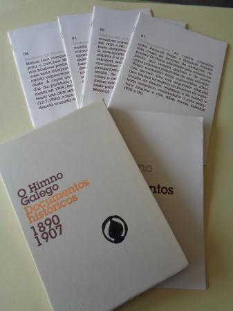 O Himno Galego. Documentos históricos 1890-1907