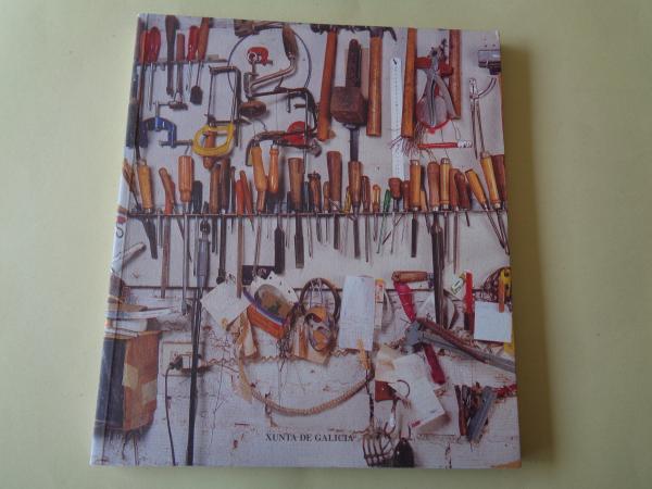 IGNACIO BASALLO. Catálogo Exposición Casa da Parra, Santiago de Compostela, 1996