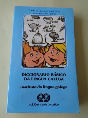 Dicionario básico da lingua galega (1986)