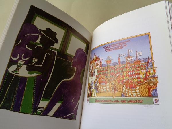 Virxilio. Pinturas do observatorio (Textos de Camilo Franco)