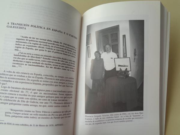 Florencio Delgado Gurriarán. Vida e obra dun poeta valdeorrés, republicano e galeguista