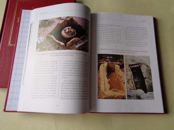 A Gran Historia de Galicia. Tomo III: A Galicia Romana - Volumes 1 e 2