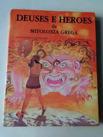Deuses e heroes da mitoloxía grega