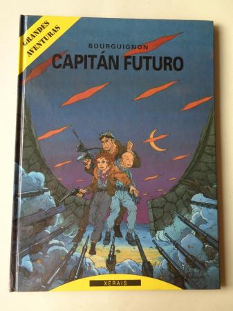 Capitán Futuro (En gallego)