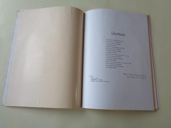 2º Certame Rexional Literario pra alumnos de EXB. Pontedeume, 1979. Colexio Nacional Couceiro Freixomil