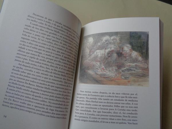 O lapis do carpinteiro (Ilustrado por X. L. de Dios)