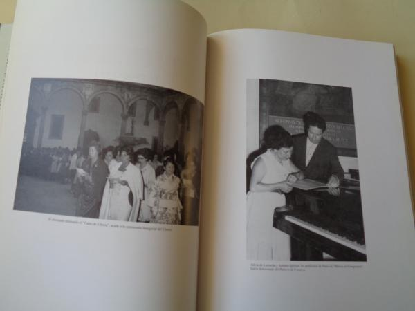 Música en Compostela (1958-1974). Volumen I