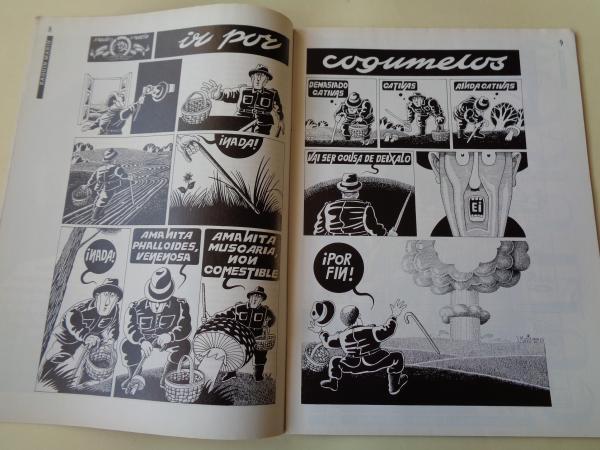 A banda do 17. Cadernos A Nosa Terra de Pensamento e Cultura. Nº 7, maio 1990