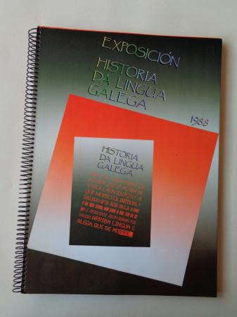 Exposición Historia de Lingua Galega 1988
