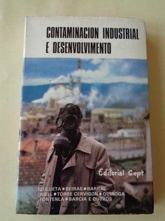 Contaminación industrial e desenvolvemento (Mesa redonda, Pontevedra, 1974)