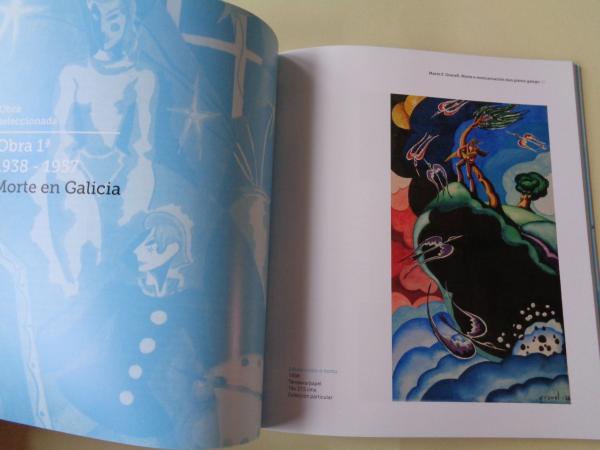 Mario F. Granell. Morte e reencarnación dun pintor galego. Catálogo Exposición Pinacoteca Fernández del Riego, Vigo, 2014-2015