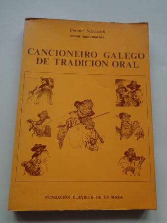 Cancioneiro galego de tradición oral (Con partituras)