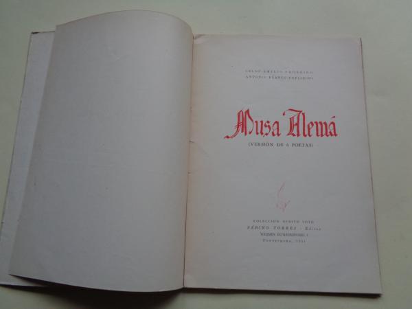 Musa Alemá (Versión de 6 poetas)