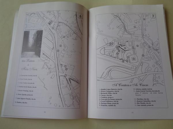 Nomes das rúas, prazas e lugares do concello de Betanzos