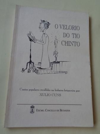 O velorio do Tío Chinto (Contos populares da bisbarra de Betanzos)