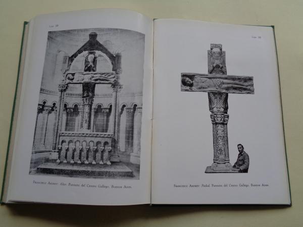 El escultor Francisco Asorey