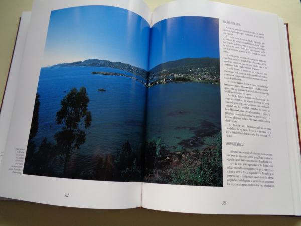 GALICIA. GEOGRAFÍA (5 Tomos). Editorial Hércules