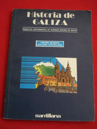 Historia de Galiza. Proxecto experimental de Ciencias Sociais de Galiza
