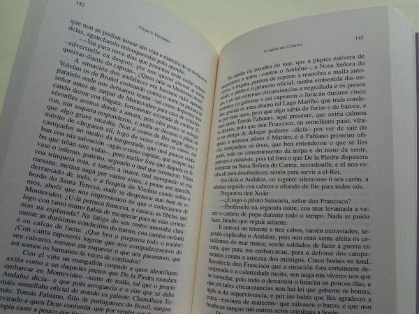 A cidade dos Césares (1ª edición)