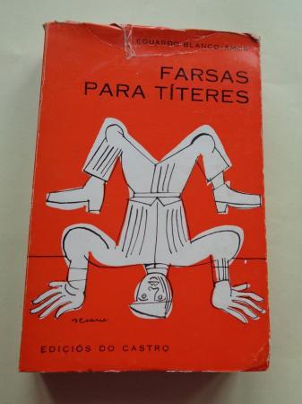 Farsas para títeres. Edición bilingüe