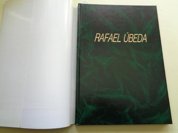 RAFAEL ÚBEDA. Biografía. Catálogo