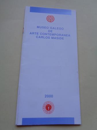 Museo Galego de Arte Contemporánea Carlos Maside