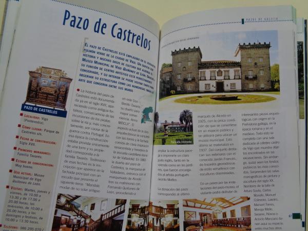 Pazos de Galicia (Texto en castellano)