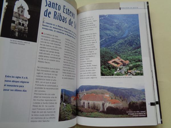 Monasterios de Galicia (Textos en castellano)