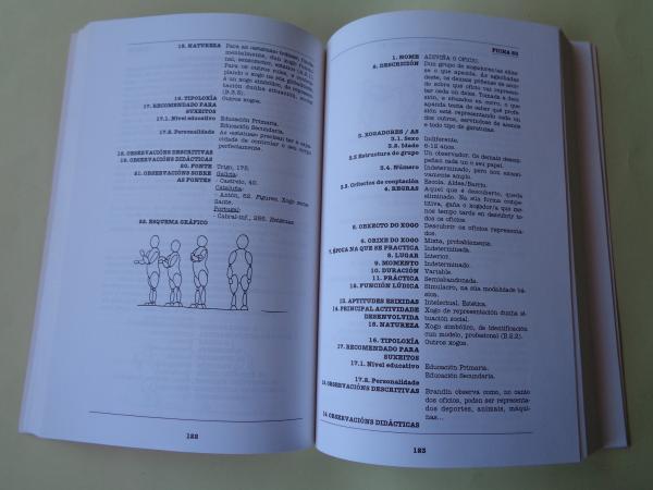 O libro dos xogos populares galegos. Catálogo descritivo e educativo