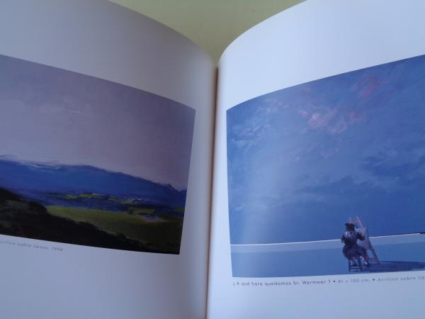 EMILIO PRIETO. O pintor da liña branca. Catálogo
